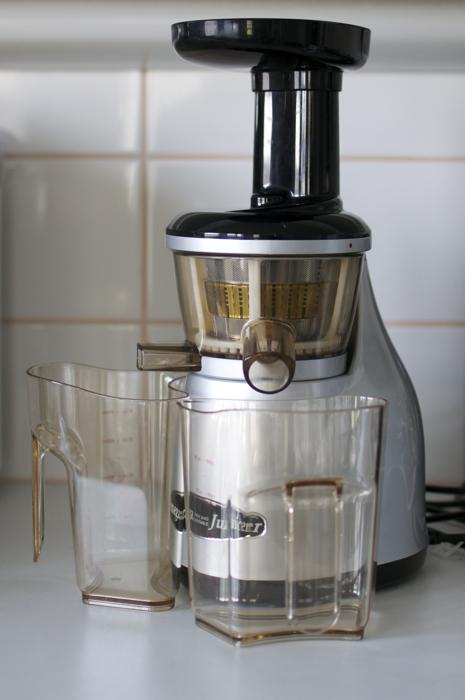 Omega VERT VRT350 HD with jugs